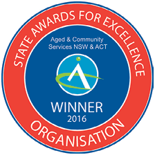 Novacare Aged Care Newcastle - Award
